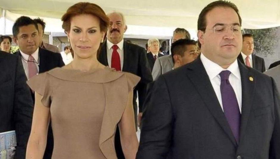 Karime Macías se divorcia de Javier Duarte.