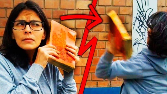 #AtahualpingChallenge: el reto de lanzar un Biblia en Perú