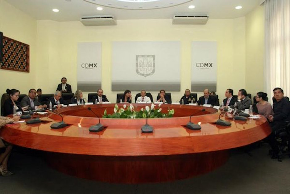Miguel Ángel Mancera, encuesta, desaprobación, capitalinos, inseguridad