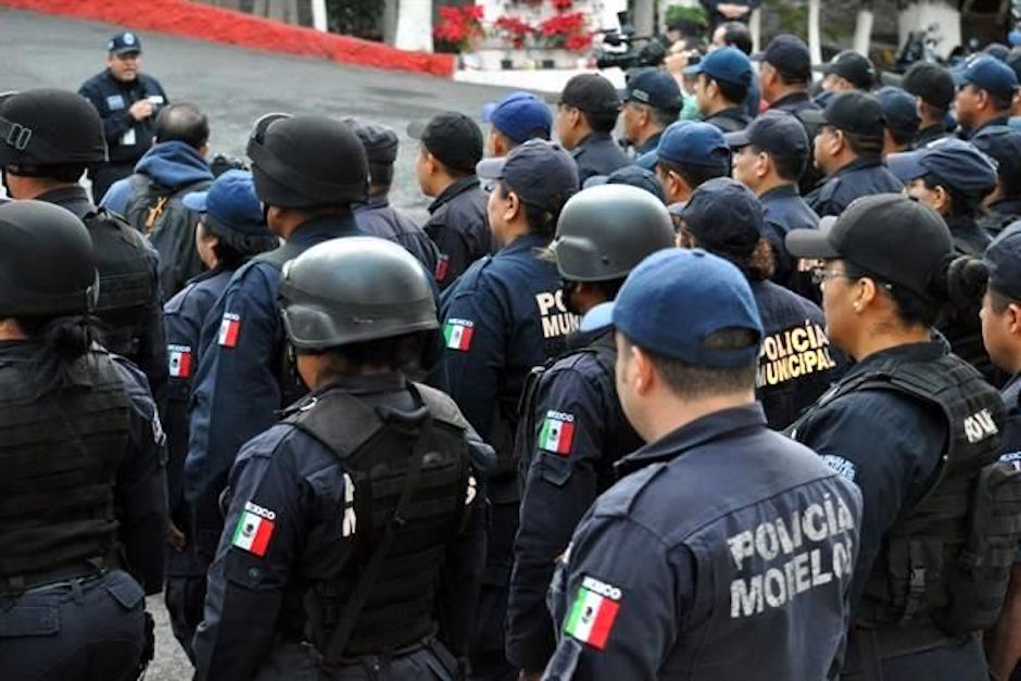 Policías, INEGI, CONAPO, estadísticas, tasa, 100 mil habitantes, insuficiente