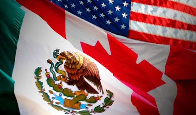 TLCAN México Canadá E.U.