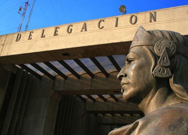 delegaciones corrupción