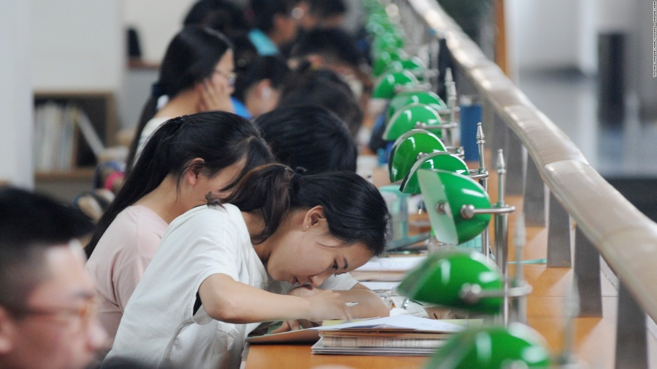 Ensayo denunciando abuso es escrito por niña china