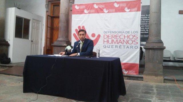 defensoría querétaro, derechos humanos querétaro, Miguel Nava Alvarado,