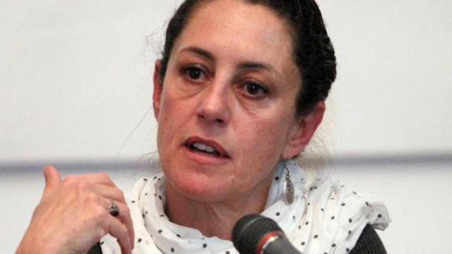 Claudia Sheinbaum seleccionada candidata Morena CDMX 2018