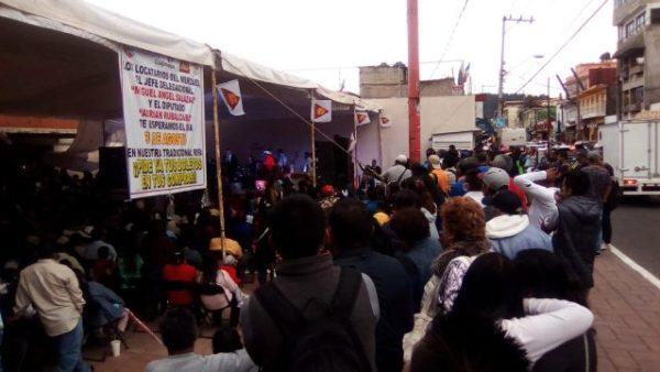 Cuajimalpa Mercado