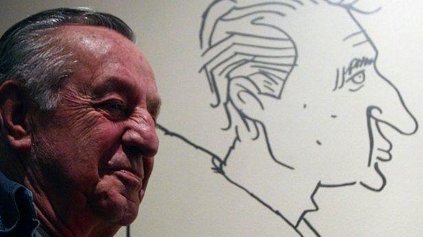 Murió el monero Rius en su casa en Morelos