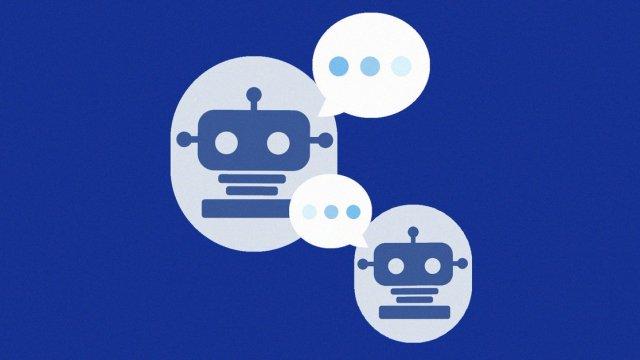 Chatbot de IA de Facebook hizo lenguaje propio.