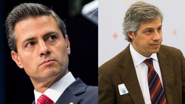 Claudio X González recibe amenazas indirectas de Peña Nieto: NYT