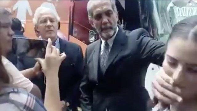 FNF corre a Dabdoub como vocero, así de mierda el tipo