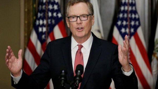 Estados Unidos a la ofensiva en TLCAN insiste en reducir déficits