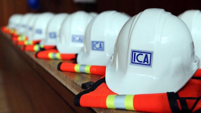 ICA plan reestructuración