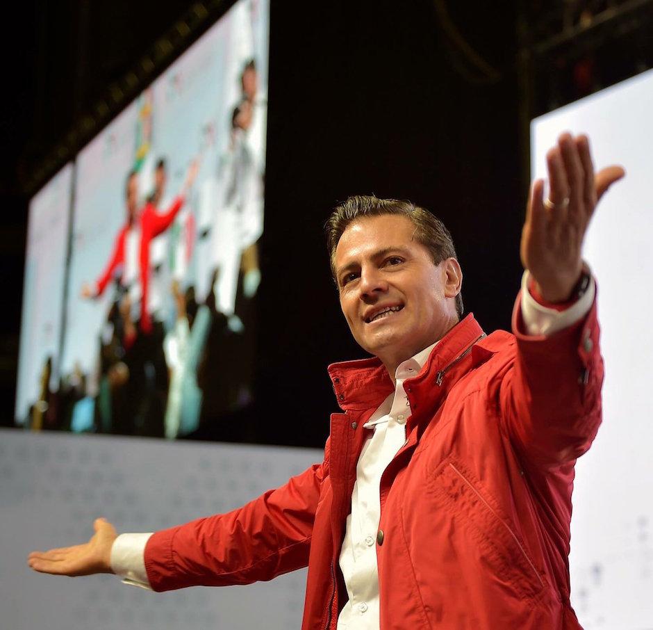 PRI cambia estatutos en Asamblea Nacional rumbo a 2018