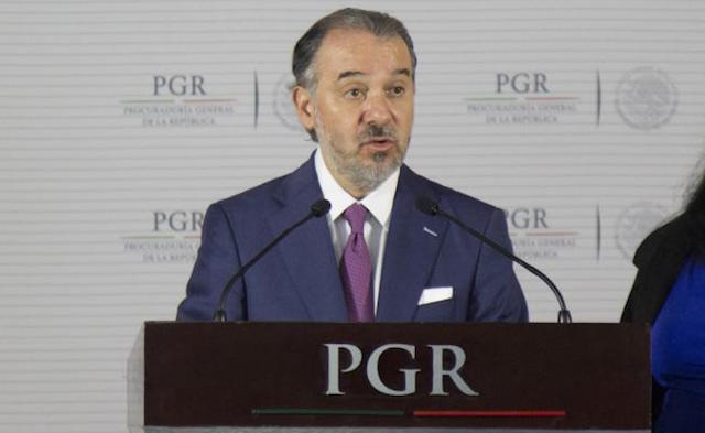 Raúl Cervantes PGR