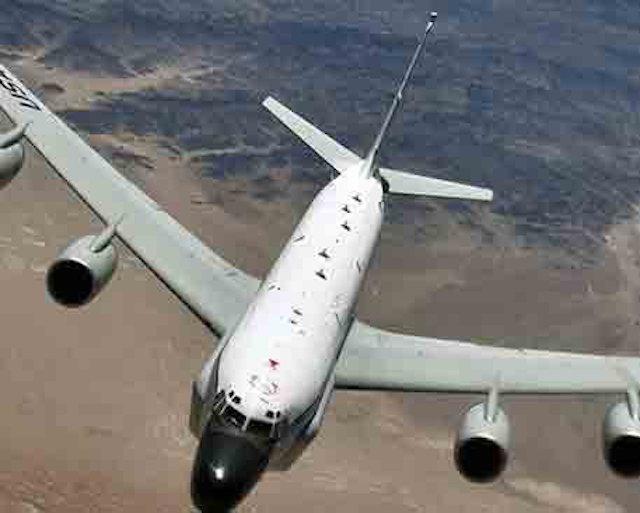 aeronave espía Estados Unidos