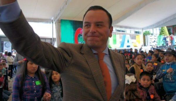 delegado Cuajimalpa