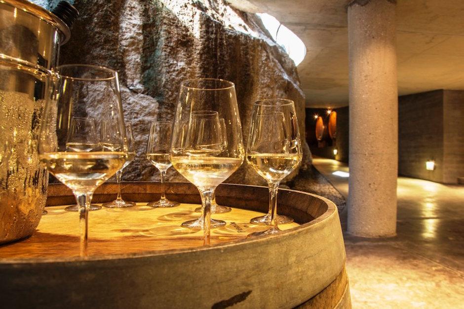 mercado de los vinos finos ofrecen mejores rendimientos que el oro