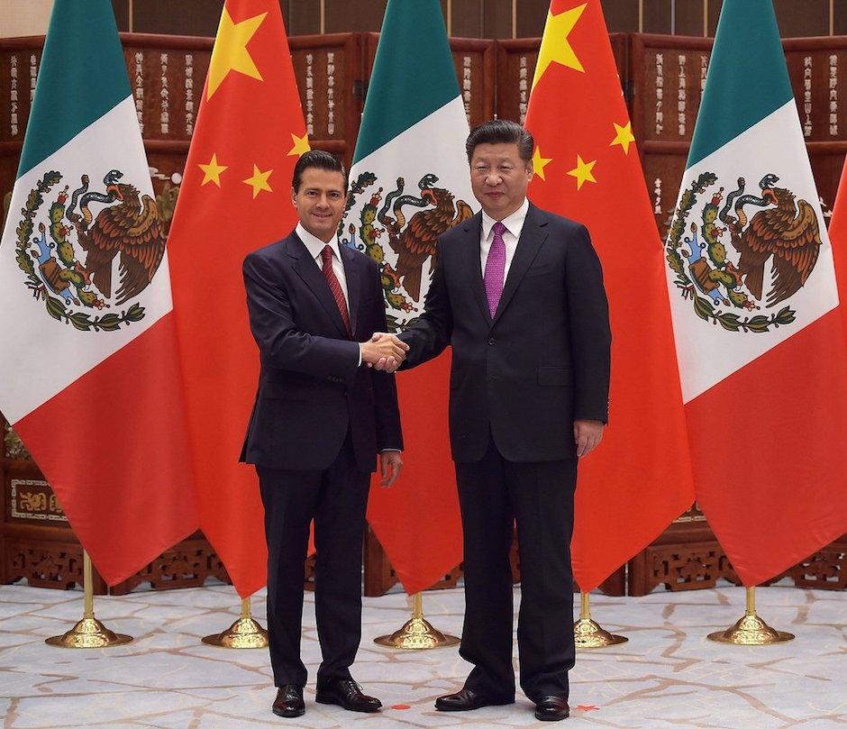 China plan B de México si EU sale TLCAN