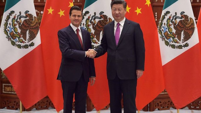 China plan B de México si EU sale TLCAN