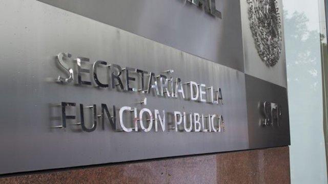 secretaria funcion publica, SFP, corrupción, animal político, #estafamaestra