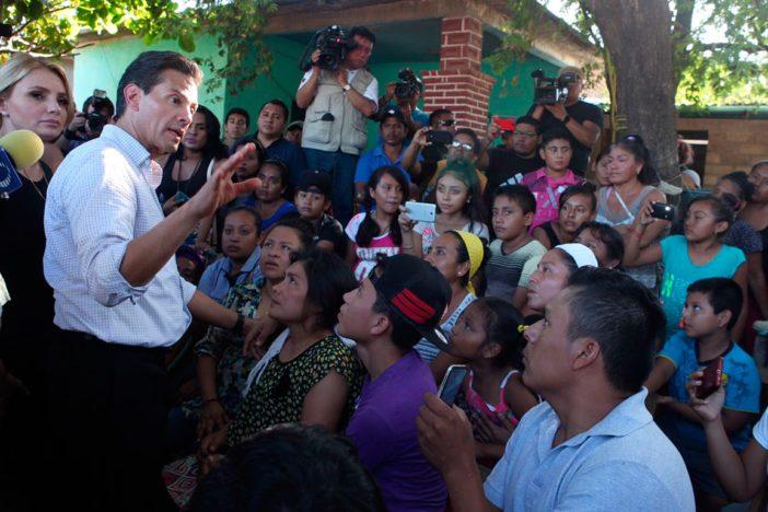 Peña Nieto, sismo, medios, críticos, solidaridad