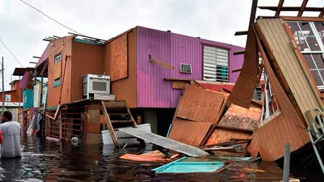 FEMA organiza la respuesta ante crisis en Puerto Rico