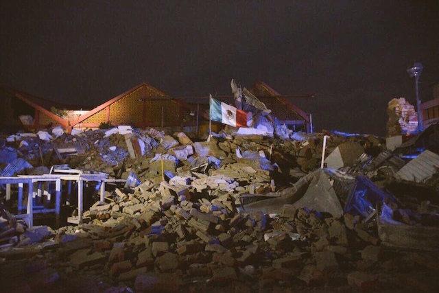 México desastres naturales