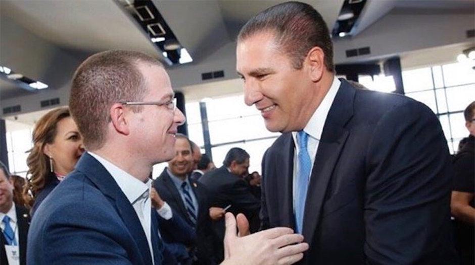 Moreno Valle nombró fiscal estatal a modo y Anaya lo avaló