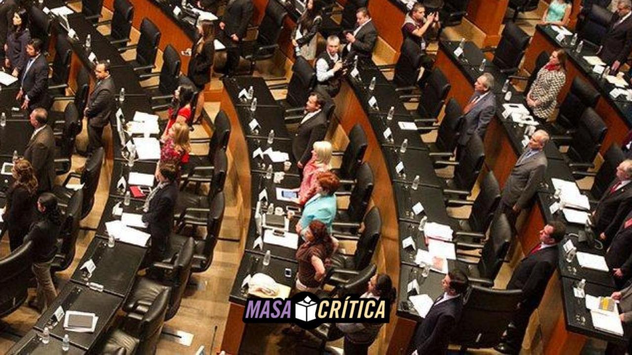 senado PRI peña nieto gamboa votación
