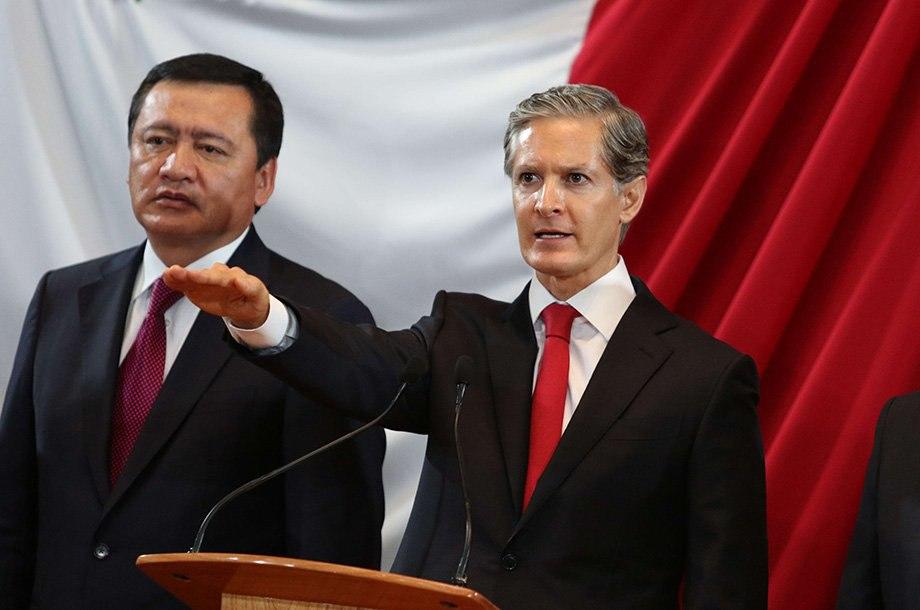 Alfredo del Mazo gobernador Estado de México