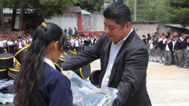 Huitzalan de Serdán, Puebla Manuel Hernández Pasión