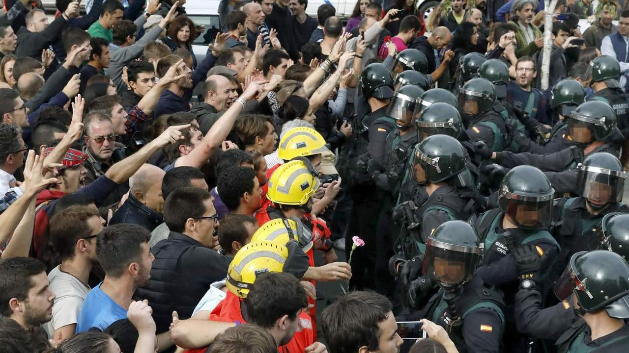 El referendum catalán, un reto para los medios