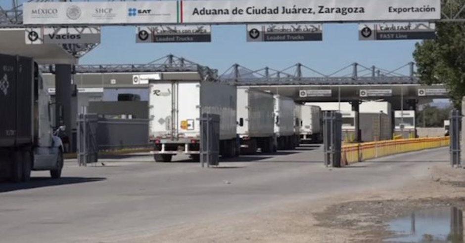 Aduanas operarían de la misma forma con o sin TLCAN