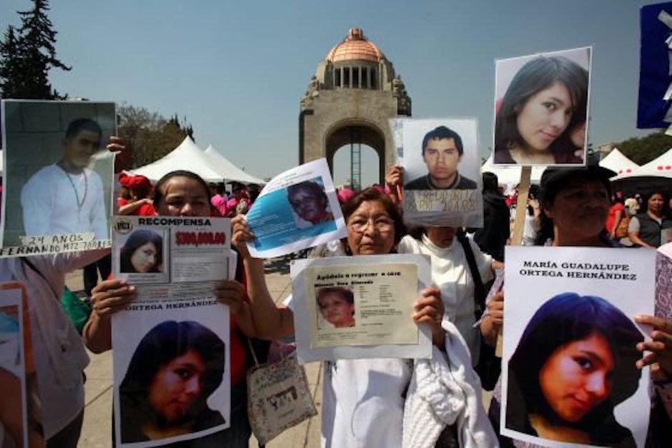 aprueban ley de desaparecidos en méxico