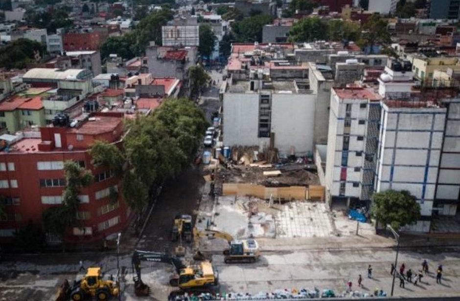 Constructoras red de corrupción con DRO en CDMX