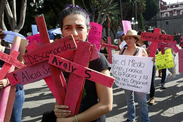 Feminicidios en México, como ocurre en Portugal, es solapado