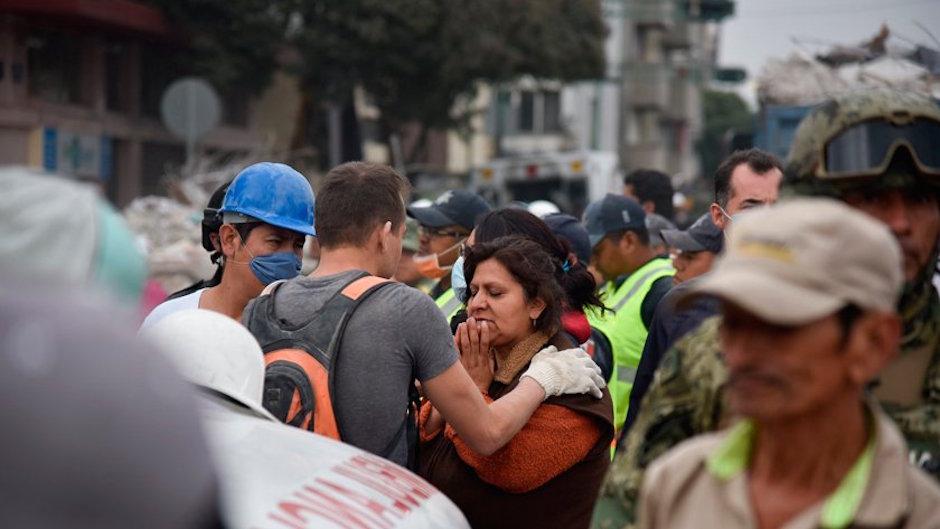 agenda para resistir tras el sismo del 19 septiembre