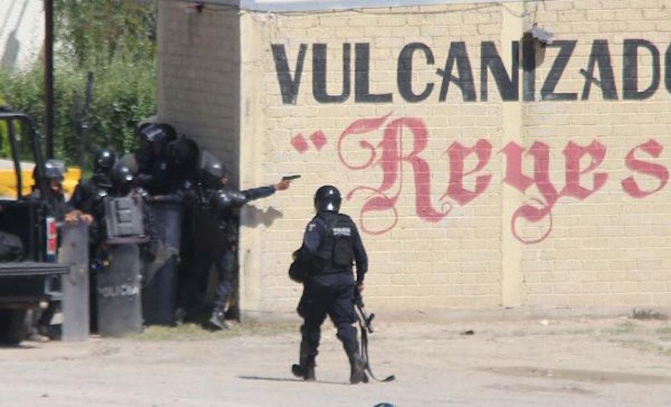 CNDH determina violación derechos humanos nochixtlan