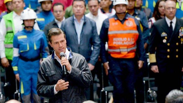 EPN aumenta costos por reconstrucción sismos septiembre