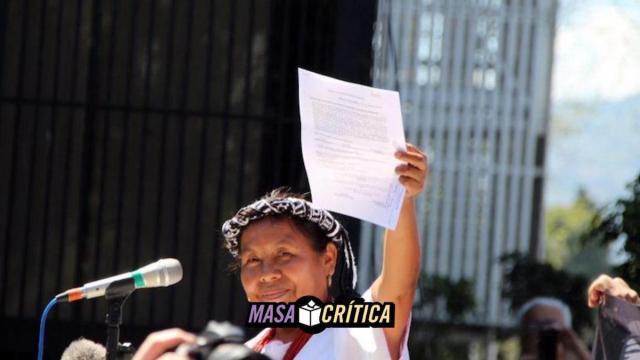 Marichuy critica app del INE para recabar firmas
