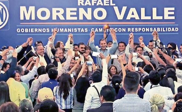 Moreno Valle Puebla