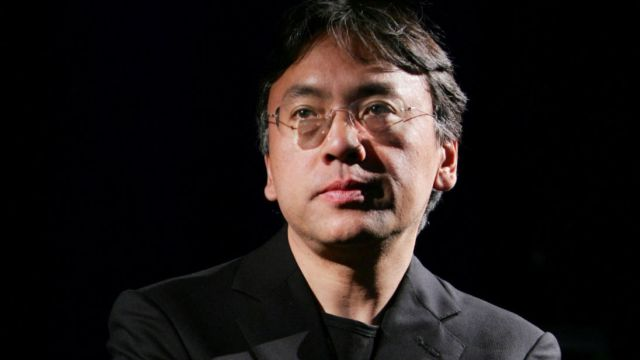 Kazuo Ishiguro ganó el Premio Nobel de Literatura