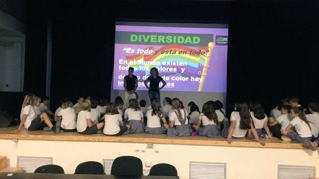 LGTBIpol, LGBT, policías españoles, España, diversidad