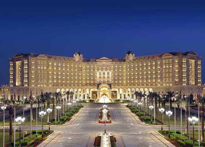 Hotel Ritz Carlton de Riad... ¡qué horrible es la vida de prisión!