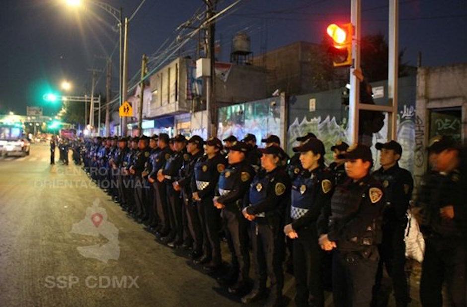 megaoperativo hiram almeida iztapalapa crimen CDMX inseguridad