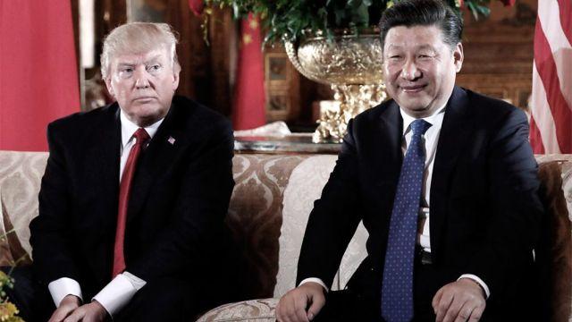 Presidente de China se reúne con Trump y lo alecciona