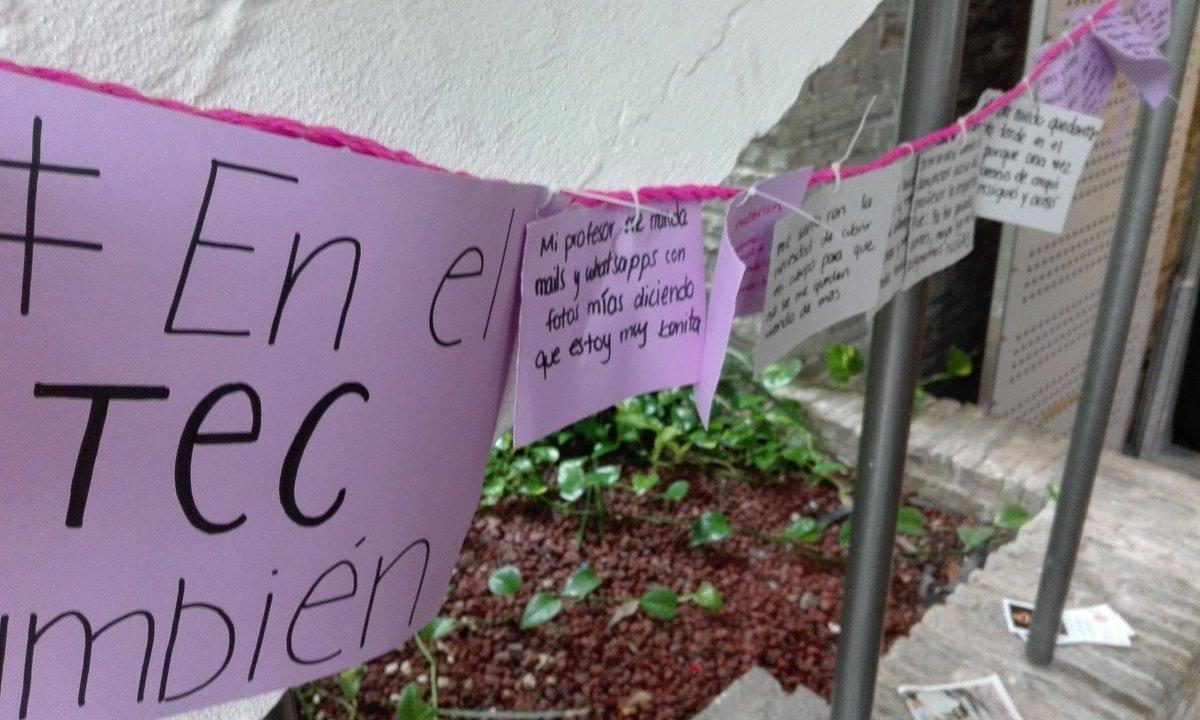 Alumnas denuncian años de acoso de Felipe Montes