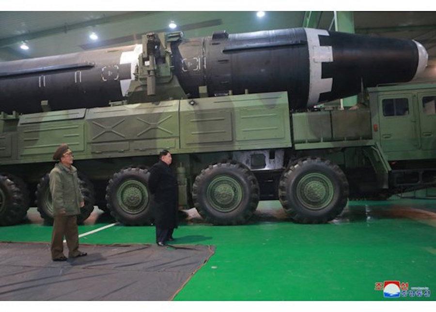 Corea prueba nuevo misil intercontinental, llegaría a EEUU