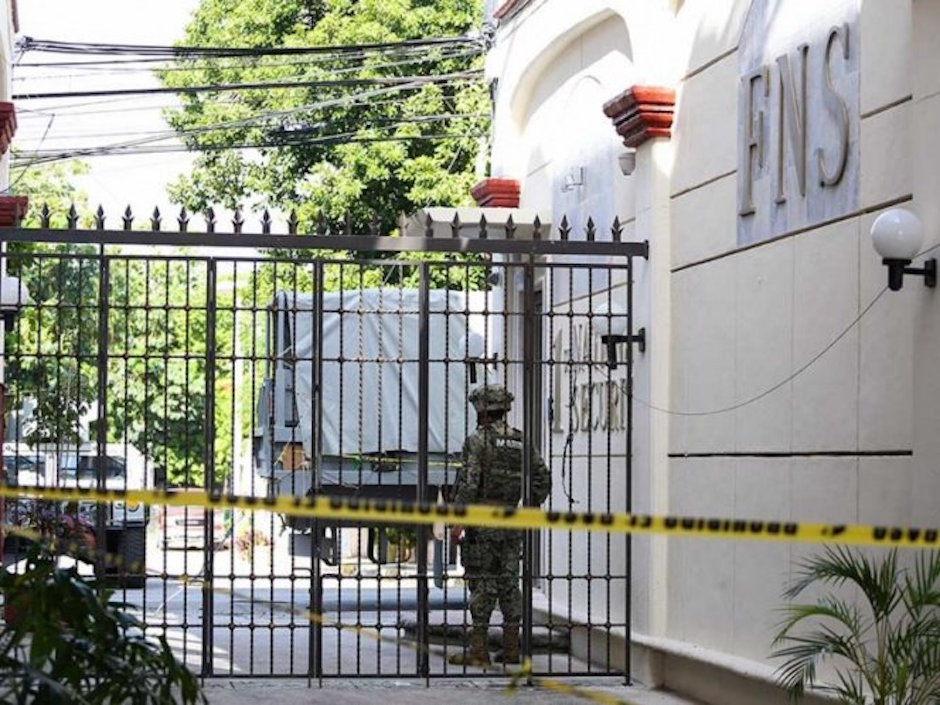 FNS SEIDO irregularidades operativo en Cancún