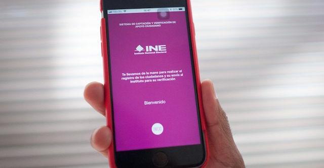 INE app